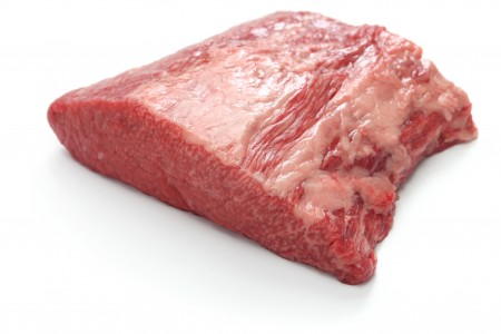 Beef: Brisket (generally available as whole brisket to order) 12 - 15 lb average size
