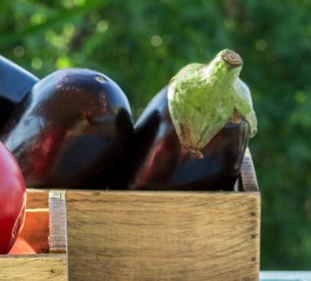Eggplant Cutlets Heat & Serve