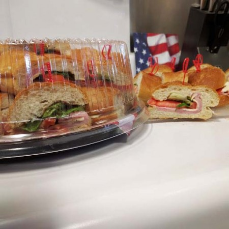 Classic Italian -- Our most requested Sandwich