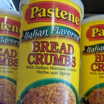 Italian Bread Crumbs