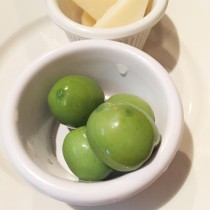 Green Whole Olives