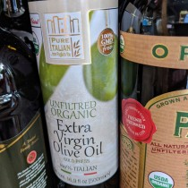 Small Colavita Bottle Olive Oil