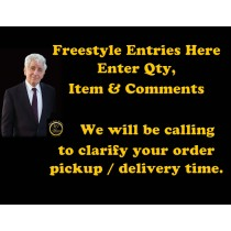 Freestyle Order