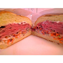 Roast Beef Sandwich Made with our store-cooked roast beef