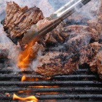 Beef: Steak Tips -- Made from flap meat may also be cut as strips (for teriyaki), or beef braciole