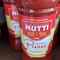 Mutti Tomato Puree