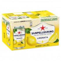 San Pelligrino Limonata 6 Pack